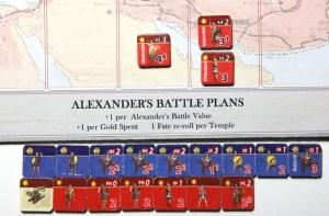Obie armie poniosły duże starty, ale to wojska Aleksandra wyszły ze starcia zwycięsko