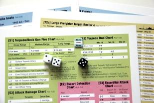 Atak torpedowy - trafienie i detonacja